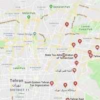باربری شرق تهران بارسنتر