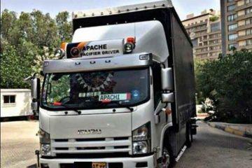 حمل بار از تهران به مازندران | بارسنتر